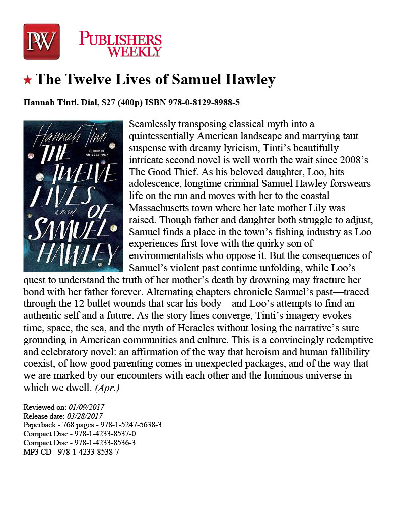 Amazon.com: Customer reviews: Publishers Weekly
